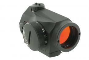 Aimpoint Micro S-1 Rotpunkt-Visier: Interview mit Christoph Tavernaro