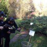 Schießstandvorstellung Jagdparcours Hattenhofen