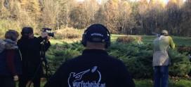 Videodreh Jagdparcours Hattenhofen